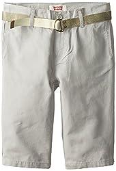 Levis Kids Boys Casual Basic Shorts