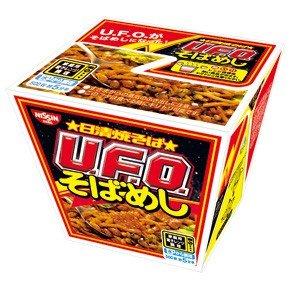日清 焼そば UFO そばめし 1 ケース(6個)
