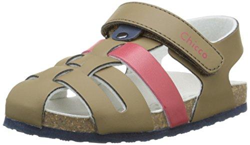 ChiccoSandale Hambro - Sandali alla caviglia con punta chiusa Bambino , Marrone (Marron (240)), 34