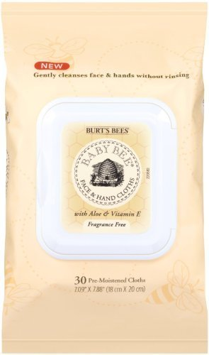 Burts Bees Wipes front-961727