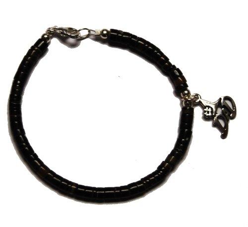 Number One Dad Charm Bracelet