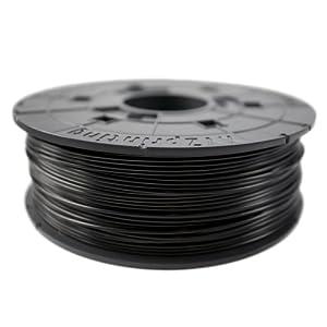 XYZprinting ABS Plastic Filament Cartridge, 1.75 mm Diameter, 600g, Black