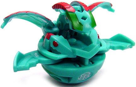 Bakugan New Vestroia Bakuneon LOOSE Single Figure Zephyroz