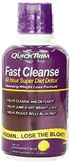 QuickTrim Fast Cleanse, Lemonade Flav…