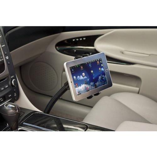 5. High Grade Seat Bolt Car Mount for Samsung Galaxy S6, S6 Edge W Adjustable Cradle Vehicle Handsfree Holder