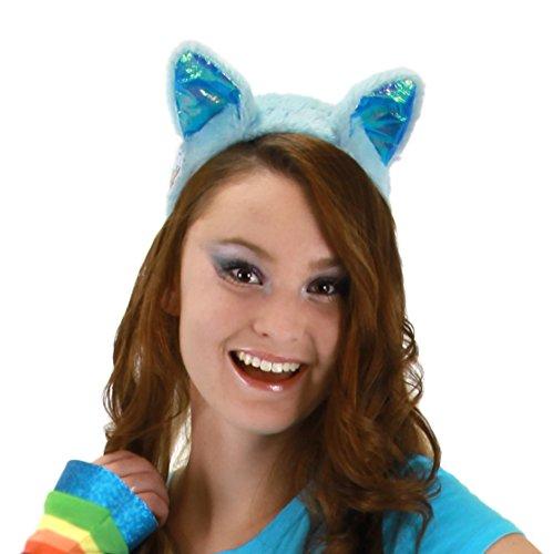 My Little Pony Blue Rainbow Dash Headband
