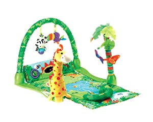 Fisher-Price Rainforest Musical Gym