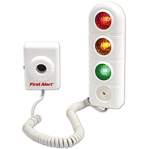 Parking Garage Sensor Lights: First Alert Home Garage Parking Alert Sensor Traffic Light