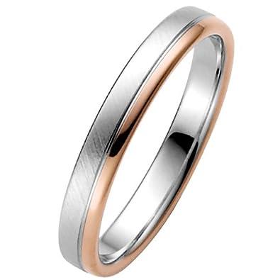 Trauringe Liebe hoch zwei 030506107258 Men's  Ring