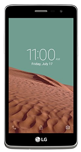 LG Bello II Smartphone (5 Zoll (12,7 cm) Touch-Display, 8 GB interner Speicher, Android 5.0) weiß