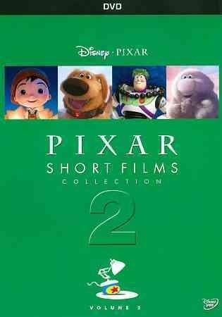 PIXAR SHORT FILMS COLLECTION:VOLUME 2 (Pixar Shorts Volume 2 compare prices)