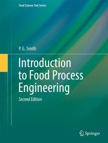 Introduction to Food Process Engineering (Food Science Text Series)