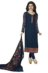 FashionKhoj Indian women wear Party embroidered georgette suit
