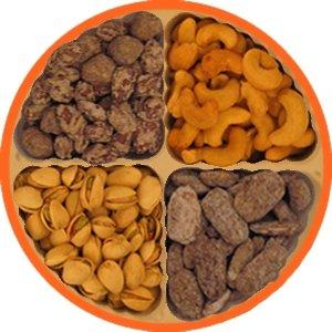 Morrow's Premium Nut Gift Tin, 17oz.