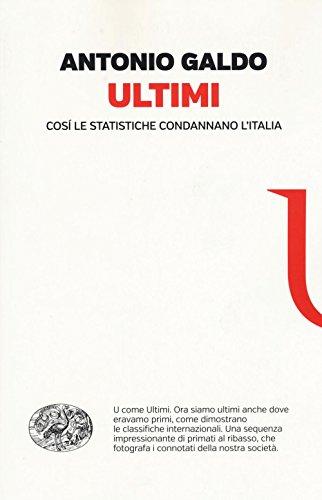 Ultimi Così le statistiche condannano l'Italia PDF