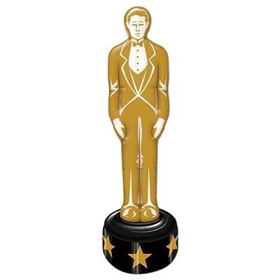 "Aufblasbarer Award ""Oskar"" 145 cm"