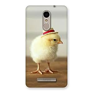 Impressive Hat Chik Back Case Cover for Xiaomi Redmi Note 3
