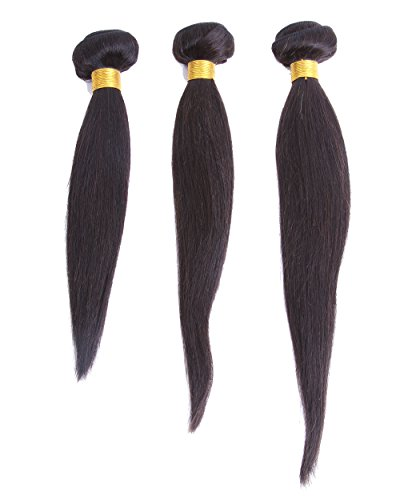 Cool2day-Straight-Mixed-Length-3pcs-100-Brazilian-Hair-Human-Hair-Weave-Extensions300G-Grade-6A