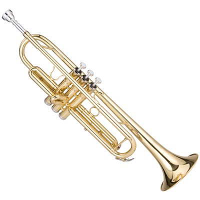 LeVar BTRLV100 Student Trumpet