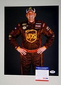 Autographed Dale Jarrett Picture - 11x14 Authentic Psa dna #p53695 - Autographed... by Sports Memorabilia