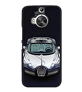 Luxury Car 2D Hard Polycarbonate Designer Back Case Cover for HTC One M9 Plus :: HTC One M9+ :: HTC One M9+ Supreme Camera