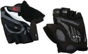 Ultrasport Biking Glove - Black, Small