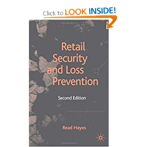 Retail Security and Loss Prevention Read Hayes