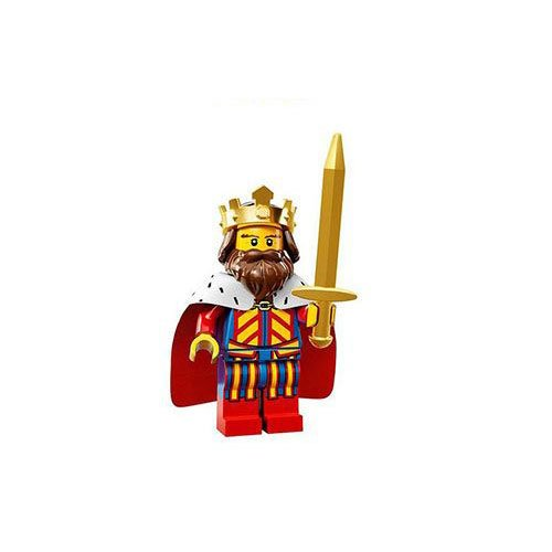 LEGO Minifigures Series 13 Classic King Construction Toy - 1