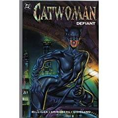 Batman: Catwoman Defiant by Peter Milligan