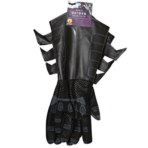 Rubies Costume Batman The Dark Knight Child Gauntlet Gloves for Batman