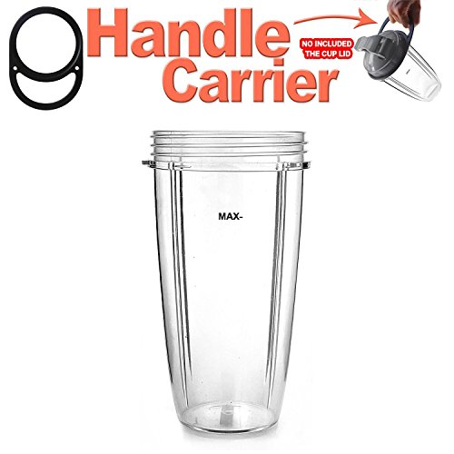 32 oz Large Colossal Cup for Nutribullet (Nutra Bullet Blades compare prices)