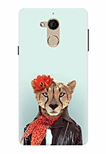 Noise Designer Printed Case / Cover for Coolpad Note 5 / Animated Cartoons / Zoo Portraits