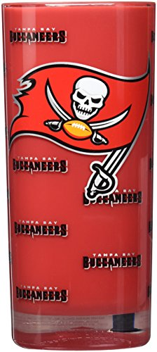 NFL Tampa Bay Buccaneers Insulated Square Tumbler