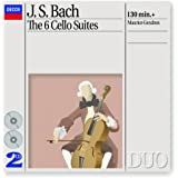 6 Suites For Solo Cello Bwv100