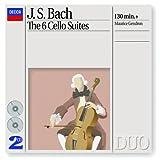 echange, troc  - Bach : Les 6 suites pour violoncelle seul (Coffret 2 CD)