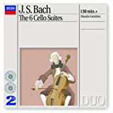 Bach : 6 Cello Suites