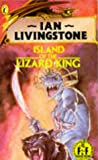 Livingstone Ian Island of the Lizard King: Fighting Fantasy Gamebook 7 (Puffin Adventure Gamebooks)