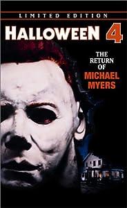 Halloween 4: Return of Michael [DVD] [1989] [Region 1] [US Import] [NTSC]