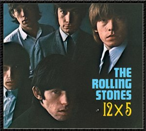 The Rolling Stones - 12 x 5 - Edition remasterisée Digipack - Format SACD hybride - Zortam Music