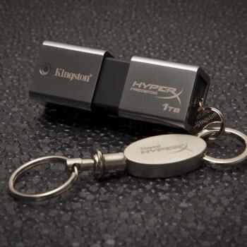 Kingston Digital HyperX Predator DataTraveler 512GB USB 3.0 Flash Drive