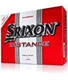 Srixon Men's Distance Balls - White