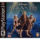 Walt Disney's Atlantis: the Lost Empire