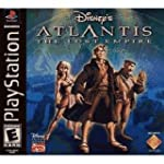 Disney's Atlantis - PlayStation