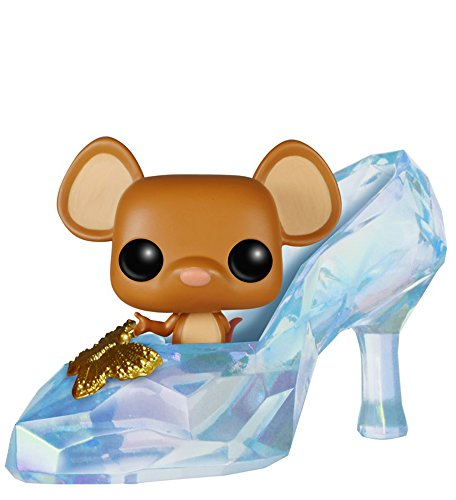 Funko POP Disney: Cinderella (Live Action) - Slipper Vinyl Figure - 1