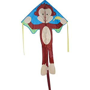 Kite - Large Easy Flyer - Mikey Monkey (46