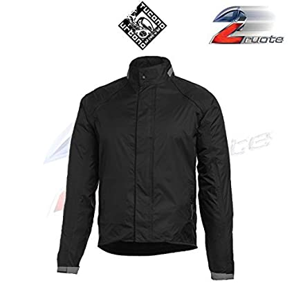 Tucano urbano 762N6 nANO-bULLET super compact, fully waterproof and long en respirant-noir-taille xL