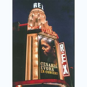 Cesaria Evora - Live D'amor [DVD] [2004]