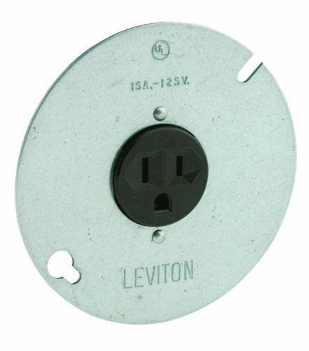 Electrical Outlet Covers Leviton 5059 15 Amp 125 Volt 3