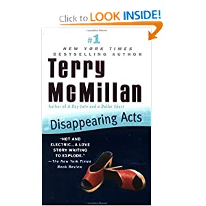 Disappearing Act - Terry McMillan