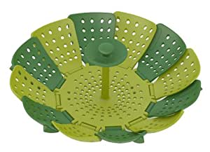 Joseph Joseph Lotus Steamer Plus - Green